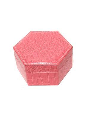 Шкатулка Eleon. Цвет: розовый