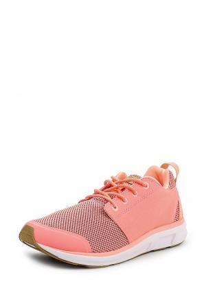 Кроссовки Roxy. Цвет: розовый