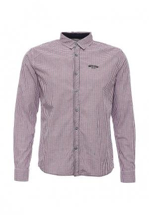 Рубашка Deblasio. Цвет: бирюзовый