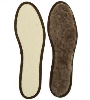 Стельки Collonil. Цвет: коричневый