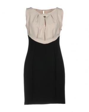 Короткое платье EAN 13. Цвет: светло-розовый