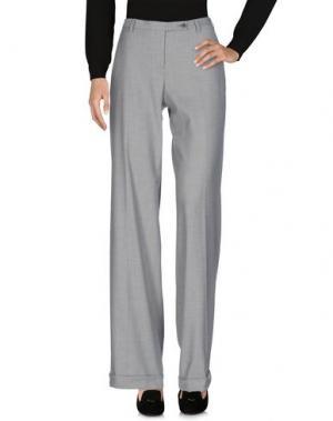 Повседневные брюки MALO. Цвет: серый