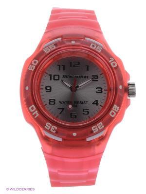 Часы TIMEX. Цвет: малиновый