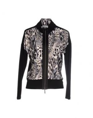 Куртка JOSEPH RIBKOFF. Цвет: черный
