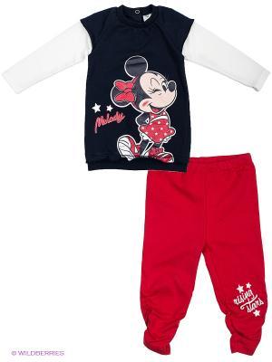 Комплект Disney. Цвет: красный, белый, темно-синий