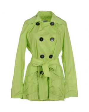 Легкое пальто LEMPELIUS. Цвет: зеленый