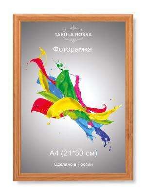 Фоторамка 21х30 №452 Tabula Rossa. Цвет: светло-оранжевый