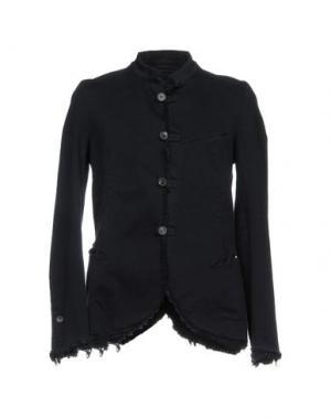 Пиджак NOSTRASANTISSIMA. Цвет: темно-синий