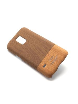 Чехол для Samsung S5 mini Outdoor back case,Brown Kajsa. Цвет: коричневый