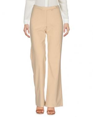 Повседневные брюки ARMATA DI MARE. Цвет: песочный