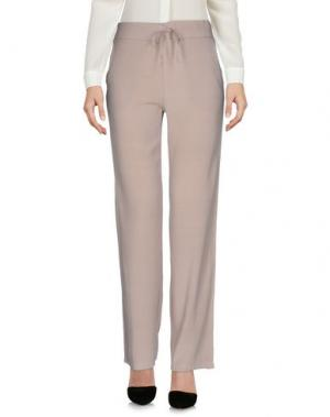 Повседневные брюки DRUMOHR. Цвет: светло-серый