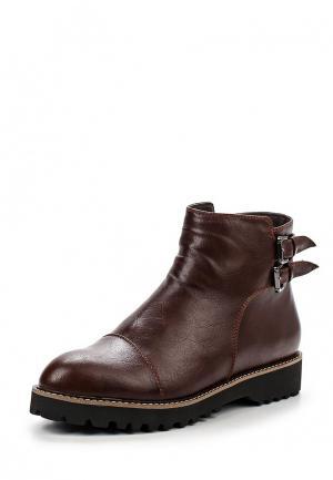 Ботинки Betsy. Цвет: коричневый