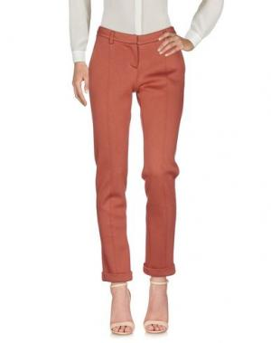 Повседневные брюки ALYSI. Цвет: пастельно-розовый