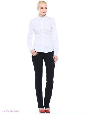 Рубашка Trussardi. Цвет: белый