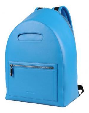 Рюкзаки и сумки на пояс JIL SANDER. Цвет: лазурный