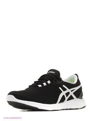 Спортивная обувь NATURAL-80 ASICS. Цвет: черный, белый