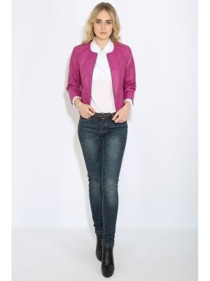 Куртка Finn Flare. Цвет: фиолетовый