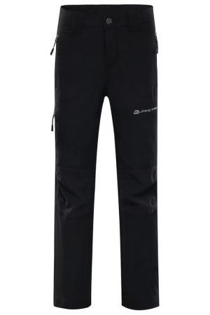 Брюки Alpine Pro. Цвет: black