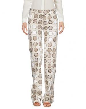 Повседневные брюки MÊME by GIAB'S. Цвет: бежевый
