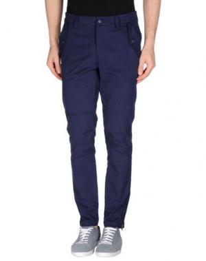 Повседневные брюки AIMO RICHLY. Цвет: темно-синий