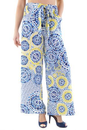 Pants Cristina Gavioli. Цвет: blue