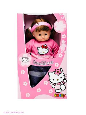 Кукла Роксана Hello Kitty Smoby. Цвет: розовый