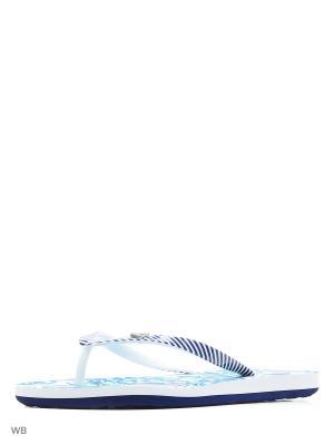 Пантолеты  RG PEBBLE V ROXY. Цвет: синий, белый, голубой