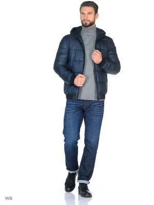 Куртка LINDBERGH. Цвет: синий