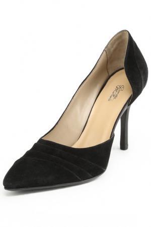 Туфли GIORGIO MALLARDI. Цвет: черный