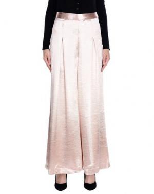 Повседневные брюки ENDLESS ROSE. Цвет: розовый