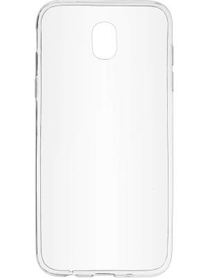 Накладка skinBOX slim silicone для Samsung Galaxy J5 (2017). Цвет: прозрачный