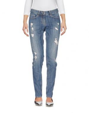 Джинсовые брюки BETTY BLUE 42652064PP