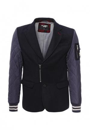 Куртка Dry Laundry. Цвет: синий