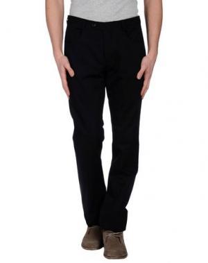 Повседневные брюки MESSORI. Цвет: черный