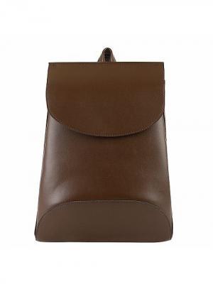 Рюкзак Minimal (шоколадный) (KW) Kawaii Factory. Цвет: коричневый