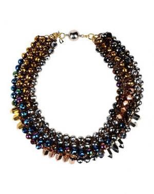 Ожерелье ASSAD MOUNSER. Цвет: золотистый