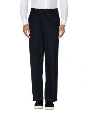 Повседневные брюки SAVILE ROW. Цвет: черный