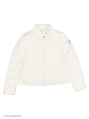 Куртка DIALINI. Цвет: белый