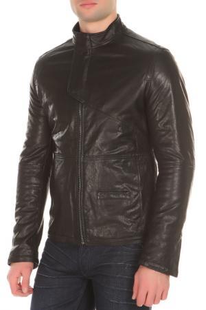 Куртка Dirk Bikkembergs. Цвет: черный