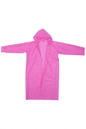 Непромокаемый плащ HOMSU. Цвет: розовый