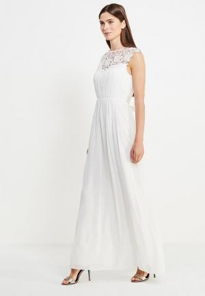 Платье Dorothy Perkins. Цвет: белый
