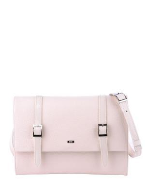 Сумка Esse. Цвет: бледно-розовый