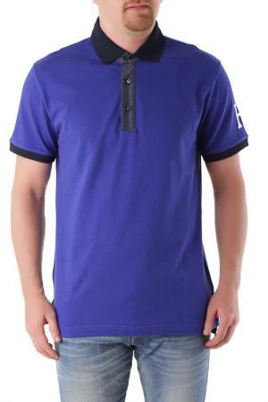 T-Shirt HUSKY. Цвет: blue