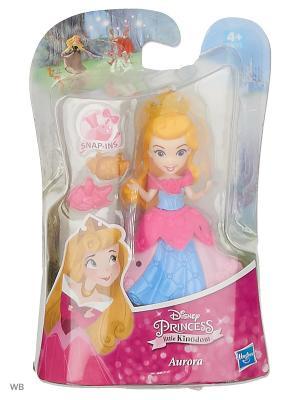 Маленькая кукла-принцесса Hasbro. Цвет: голубой, малиновый, светло-желтый