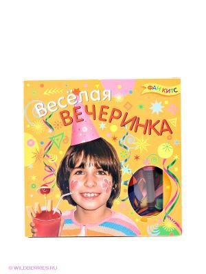 Веселая вечеринка Fun kits. Цвет: розовый, желтый