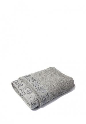 Комплект полотенец 2 шт. La Pastel. Цвет: серый