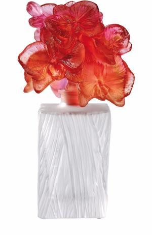 Флакон для духов Orchid Daum. Цвет: розовый