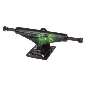 Подвеска для скейтборда 1шт.  Alum Reg Tens Colored Cosmic Green 5.25 (20.3 см) Tensor. Цвет: черный,зеленый