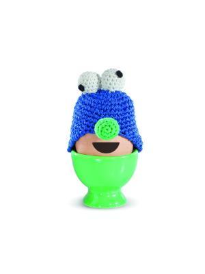 Чехол для яиц Egg Bandit Donkey. Цвет: синий, белый