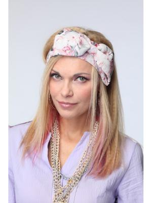Повязка на голову Lak Miss. Цвет: розовый